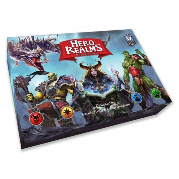 Hero Realms Deckbuilding Game EN - direkt kaufen - bigpandav.de