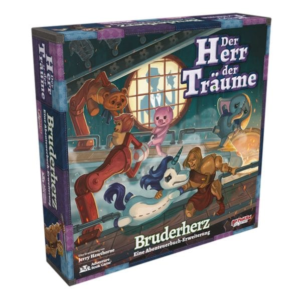 Herr-der-TrAeume---Bruderherz_0 - bigpandav.de