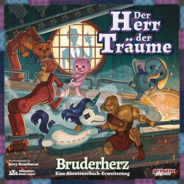 Herr-der-TrAeume---Bruderherz_1 - bigpandav.de