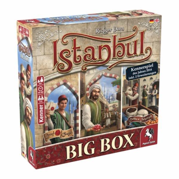 Istanbul Big Box - online bestellen - bigpandav.de