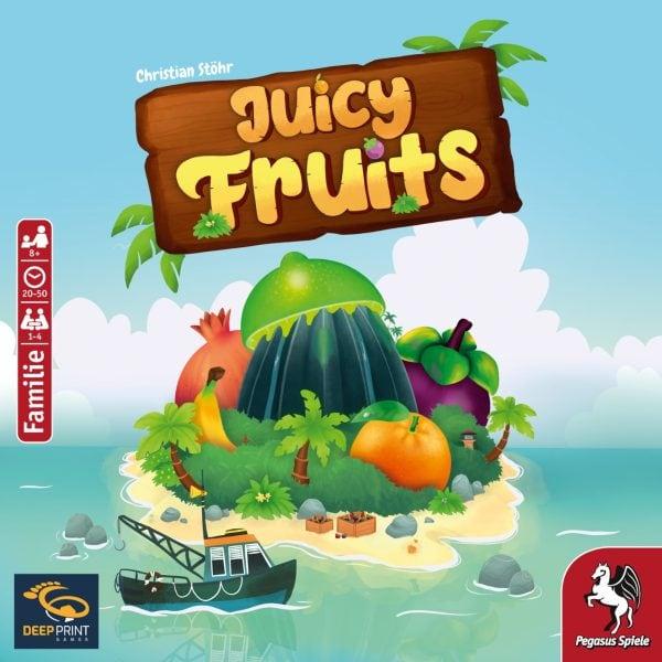 Juicy Fruits (Deep-Print-Games) - online bei bigpandav.de kaufen