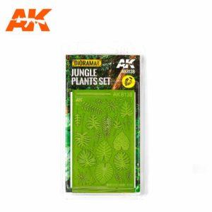AK Jungle Plants Set - bigpandav.de