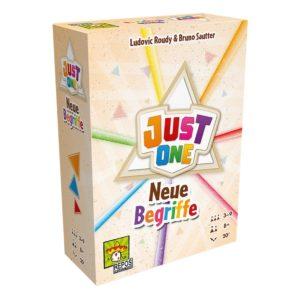 Just One - Neue Begriffe - bigpandav.de