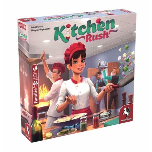 Kitchen Rush das Familienspiel - online bei bigpandav.de kaufen