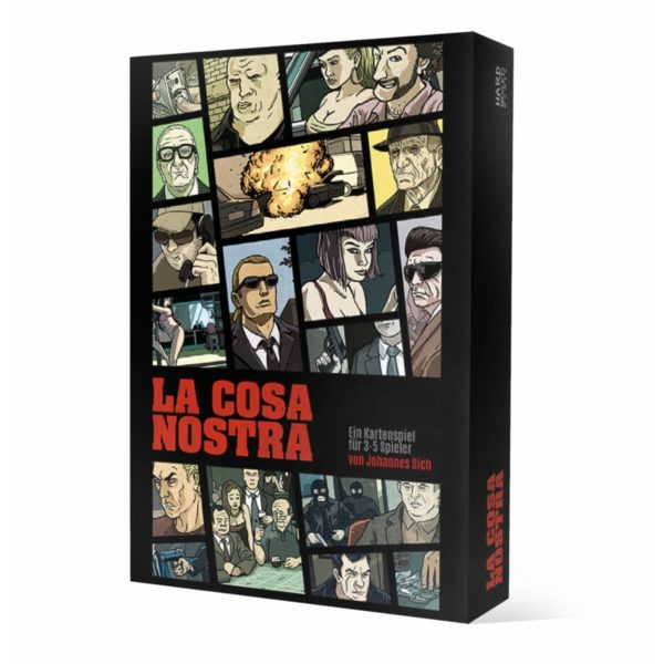 La Cosa Nostra (deutsch) - direkt bei bigpandav.de kaufen