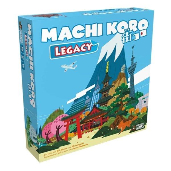 Machi Koro Legacy günstig kaufen bei bigpandav.de