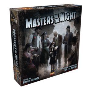 Masters of the Night - bigpandav.de - online kaufen!