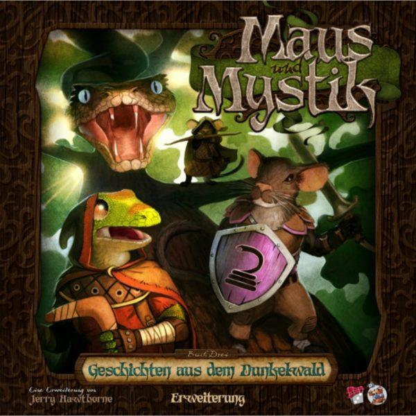 Maus und Mystik Geschichten aus dem Dunkelwald Erweiterung bei bigpandav.de online bestellen