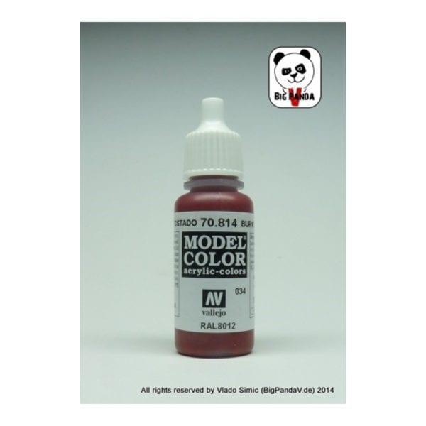 Model-Color--034-(814)---Rot-Gebrannt-(Burnt-Red)_0 - bigpandav.de