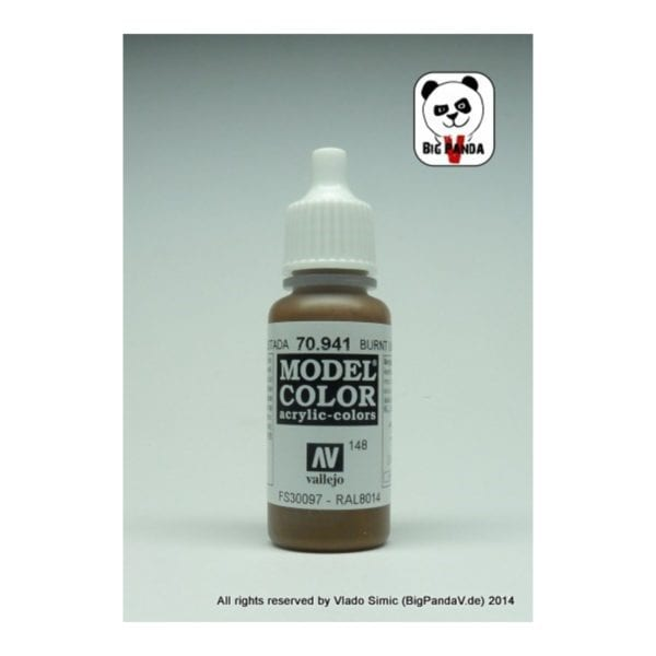 Model-Color--148-(941)---Sepiabraun-(Burnt-Umber)_0 - bigpandav.de
