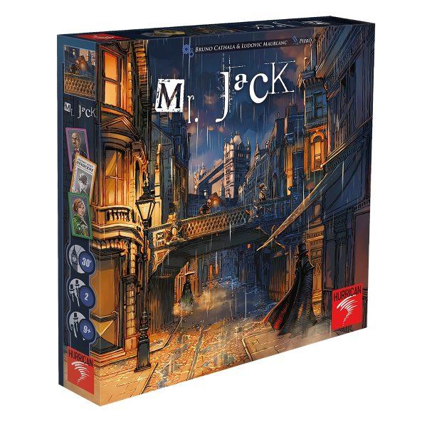 Mr. Jack - online bestellen - bigpandav.de