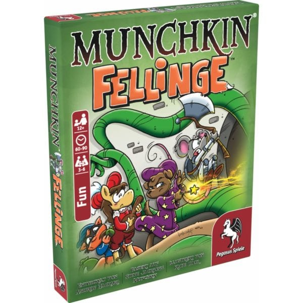 Munchkin Fellinge - bigpandav.de