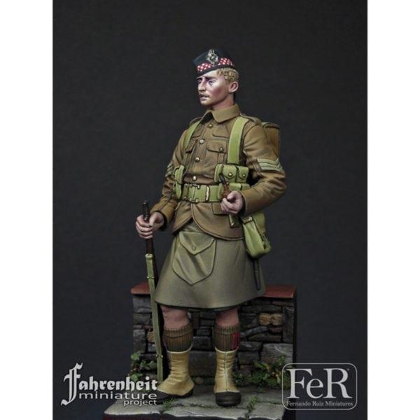 NCO,-Argyll-&-Sutherland-Highlanders,-1915_0 - bigpandav.de