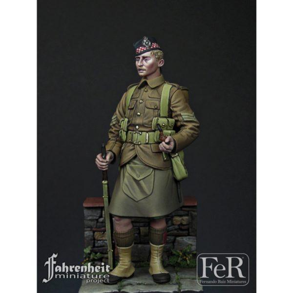 NCO,-Argyll-&-Sutherland-Highlanders,-1915_1 - bigpandav.de