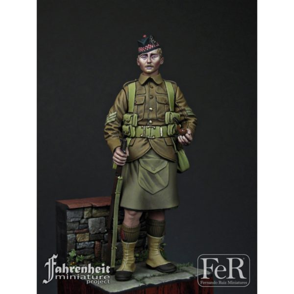 NCO,-Argyll-&-Sutherland-Highlanders,-1915_2 - bigpandav.de