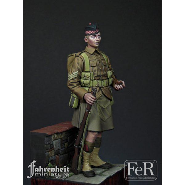 NCO,-Argyll-&-Sutherland-Highlanders,-1915_3 - bigpandav.de