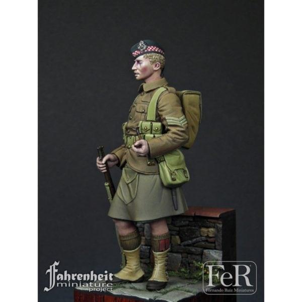 NCO,-Argyll-&-Sutherland-Highlanders,-1915_6 - bigpandav.de
