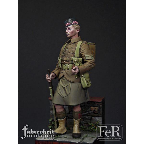 NCO,-Argyll-&-Sutherland-Highlanders,-1915_7 - bigpandav.de