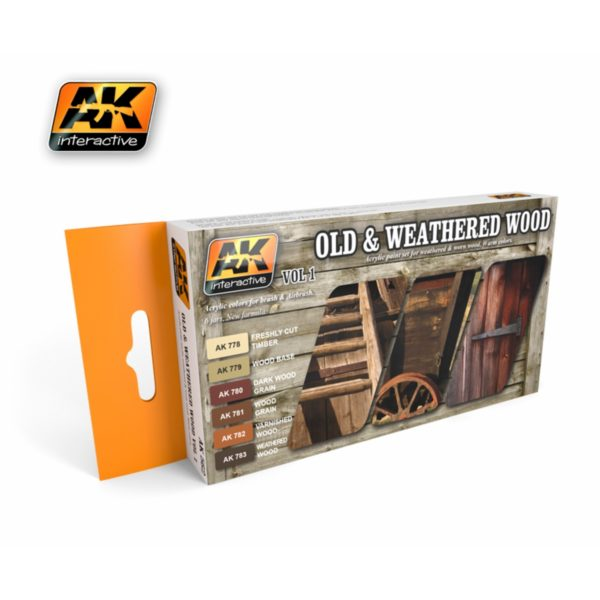Old-&-Weathered-Wood-Vol.1_0 - bigpandav.de