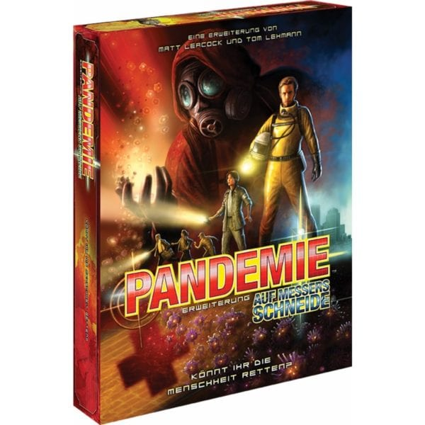 Pandemie Auf Messers Schneide ist eine Erweiterung - bigpandav.de