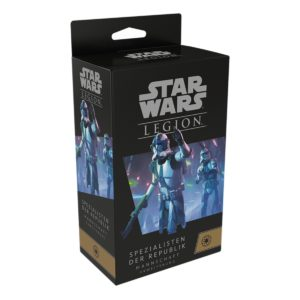 Star Wars: Legion - Spezialisten der Republik - bigpandav.de