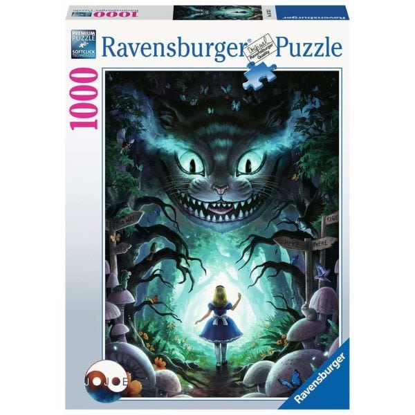 Puzzle Abenteuer mit Alice (1000 Teile) - online kaufen - bigpandav.de