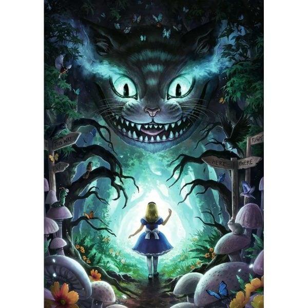 Puzzle--Abenteuer-mit-Alice-(1000-Teile)_1 - bigpandav.de