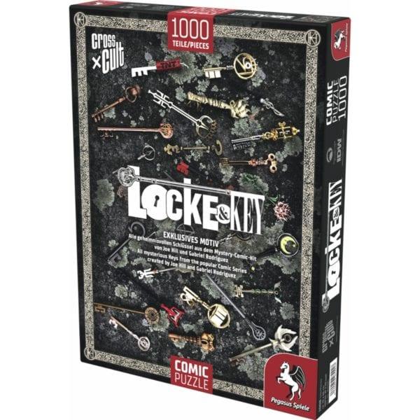 Puzzle--Locke-&-Key-(Die-SchlUessel-zum-KOenigreich),-1.000-Teile_1 - bigpandav.de
