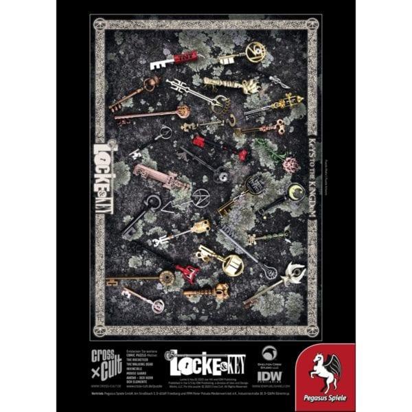 Puzzle--Locke-&-Key-(Die-SchlUessel-zum-KOenigreich),-1.000-Teile_3 - bigpandav.de