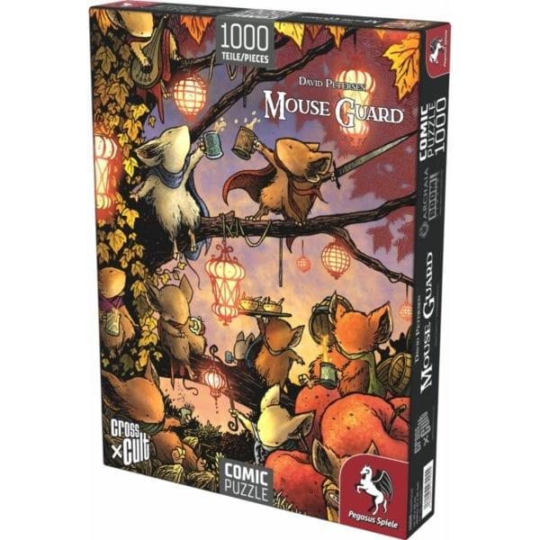 Puzzle--Mouse-Guard-(Das-Fest),-1.000-Teile_1 - bigpandav.de