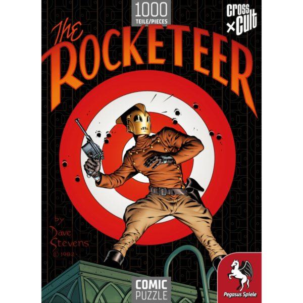 Puzzle--The-Rocketeer-(Die-Zielscheibe),-1.000-Teile_2 - bigpandav.de