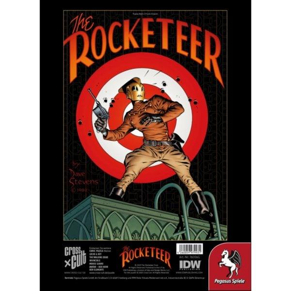 Puzzle--The-Rocketeer-(Die-Zielscheibe),-1.000-Teile_3 - bigpandav.de