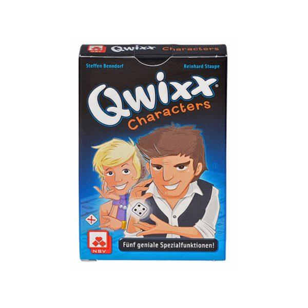 Qwixx Qwixx Characters Erweiterung - bigpandav.de