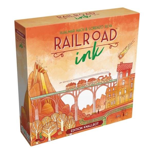 Railroad Ink Knallrot DE - bei bigpandav.de kaufen