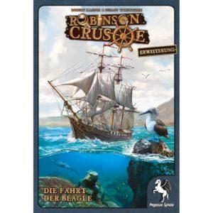 Robinson Crusoe Die Fahrt der Beagle - bigpandav.de