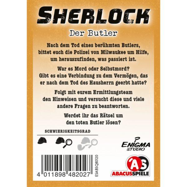 Sherlock-–-Der-Butler_2 - bigpandav.de