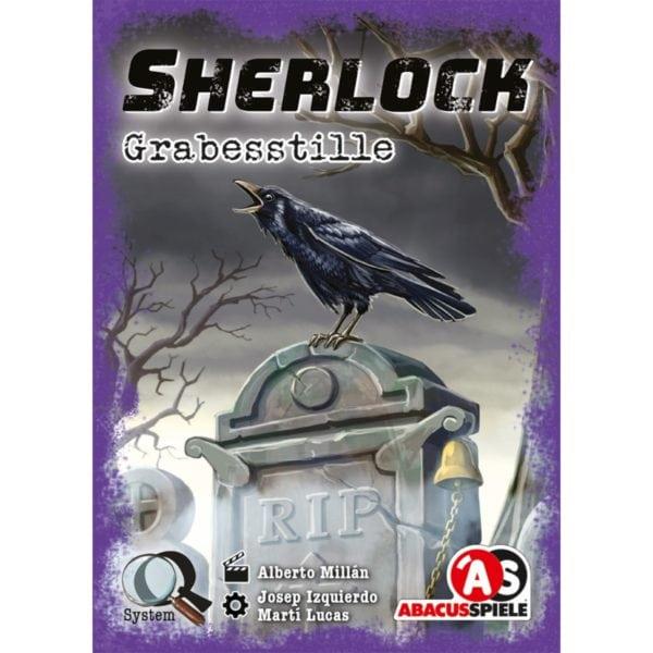 Sherlock-–-Grabesstille_1 - bigpandav.de
