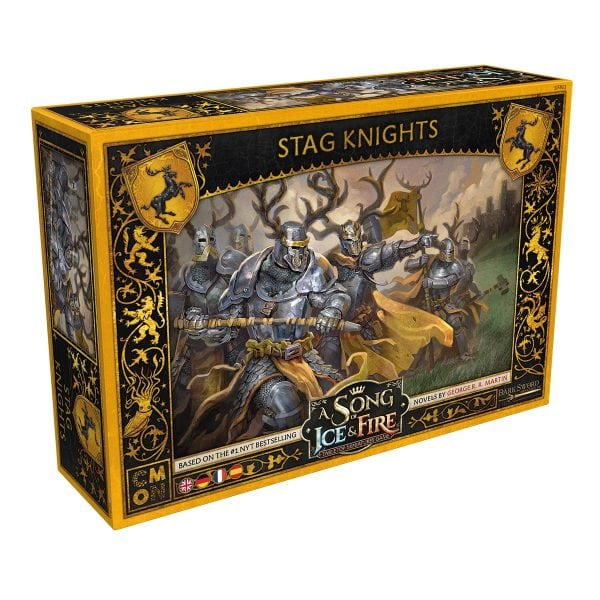 Song of Ice and Fire - Stag Knights online bestellen bei bigpandav.de
