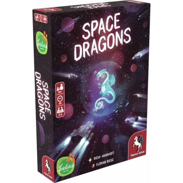 Space Dragons (Edition Spielwiese) - online kaufen - bigpandav.de