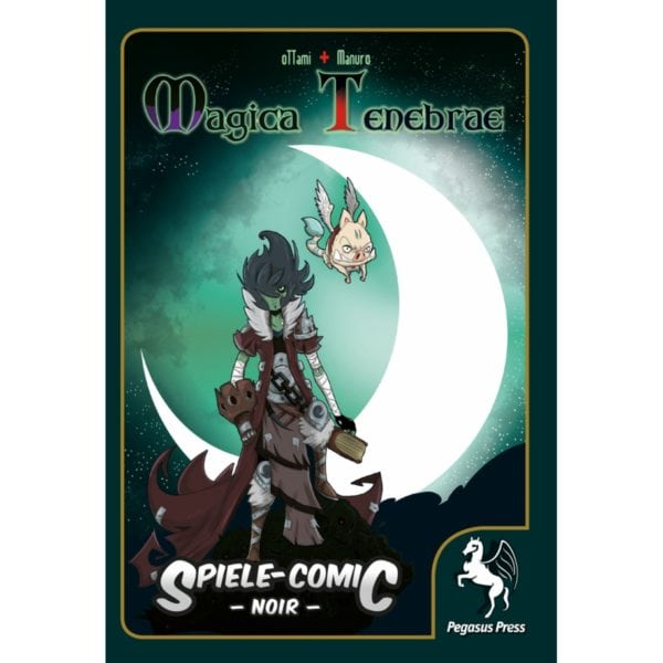 Spiele-Comic-Noir--Magica-Tenebrae-(Hardcover)_1 - bigpandav.de