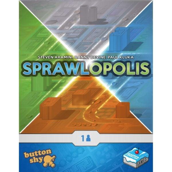 Sprawlopolis - Solo Spiel - online bestellen - bigpandav.de