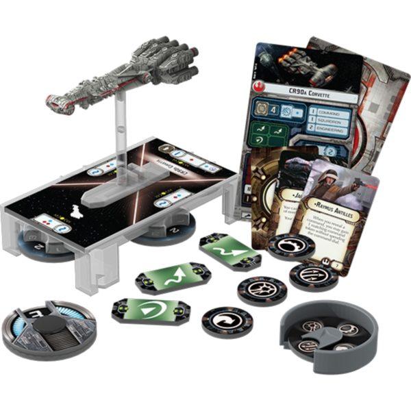 Star-Wars-Armada--CR90-Corellianische-Korvette-Erweiterungspack_2 - bigpandav.de