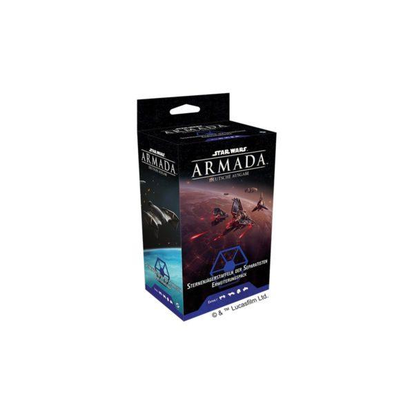 Star Wars: Armada - Sternenjägerstaffeln der Separatisten - bestellen bei bigpandav.de