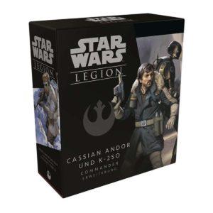 Star Wars: Legion - Cassian Andor - bigpandav.de