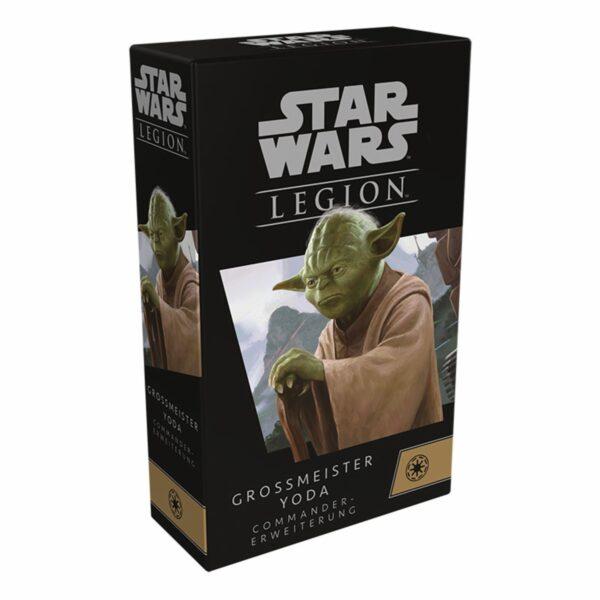 Star-Wars Legion Großmeister Yoda - im Shop von bigpandav.de bestellen