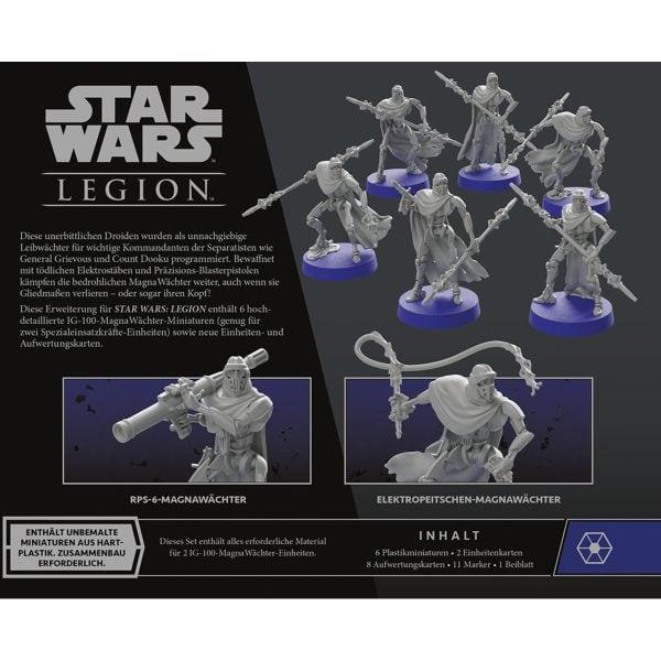 Star Wars: Legion - IG-100-Magna Wächter - bei bigpandav.de im Onlineshop kaufen