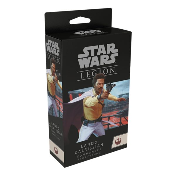 Star Wars LegionLando Calrissian - bigpandav.de