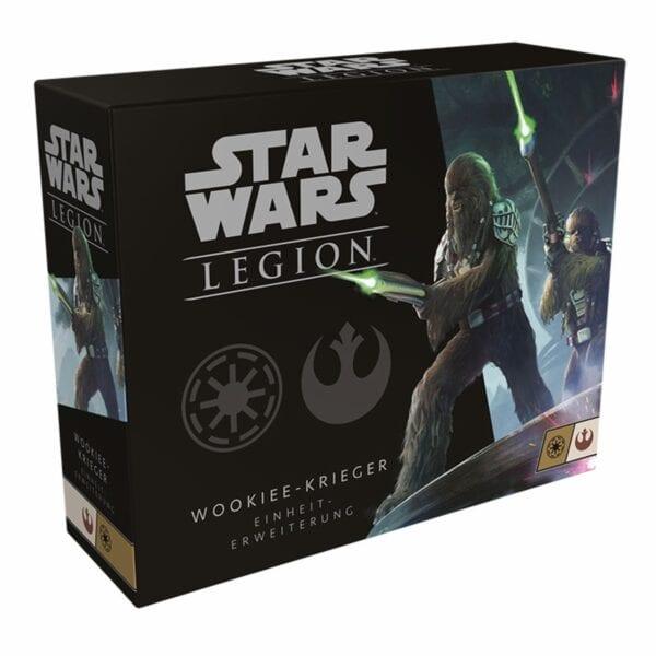 Star Wars Legion Wookiee-Krieger - bei bigpandav.de online kaufen