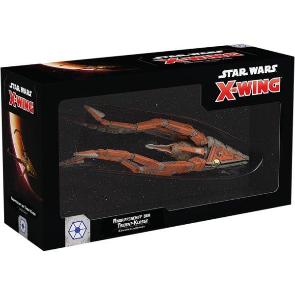 Star Wars: X-Wing 2.Ed. - Angriffsschiff der Trident-Klasse online bei bigpandav.de kaufen