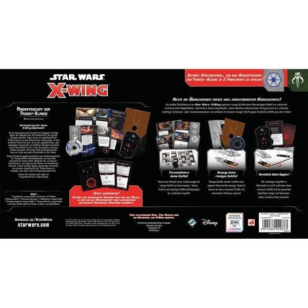 StStar Wars: X-Wing 2.Ed. - Angriffsschiff der Trident-Klasse online bei bigpandav.de bestellen